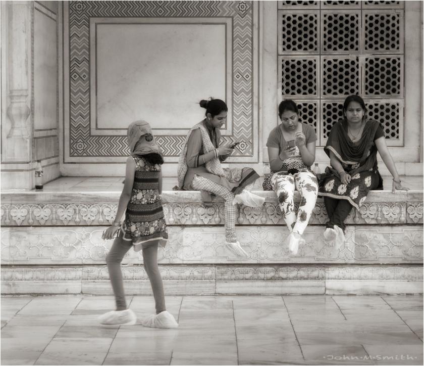 Taj Texts